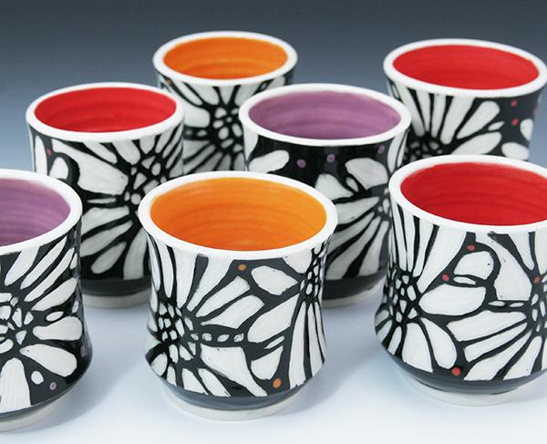 Daisy Cups